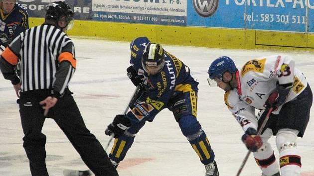 Draci poprvé v letošní sezoně nastoupili na domácím ledě.