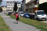 Současná podoba ulice 17. listopadu v Zábřehu