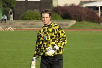 Martin Gruntorád si připsal první gól ve futsalové lize.
