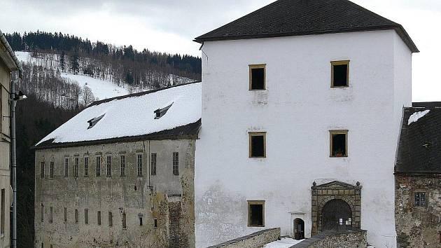 Bránu otevře v sobotu také zámek v Branné