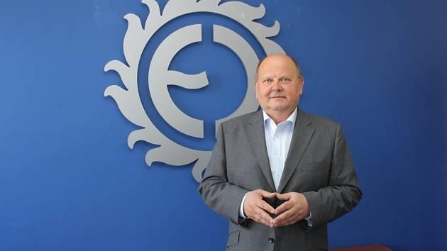 Majitel jesenické firmy Fenix Cyril Svozil.