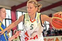 Ivana Večeřová na archivním snímku