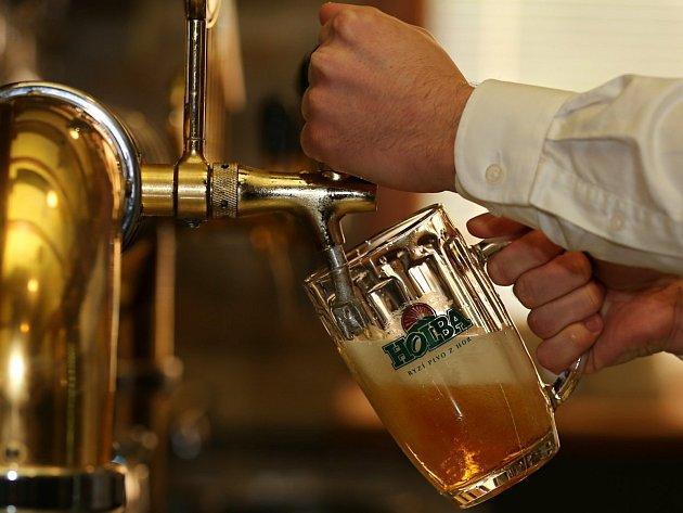 Hanušovický pivovar Holba, ilustrační foto.