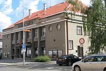 Kino Oko v Šumperku.