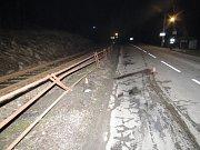 Nehoda v Malé Moravě