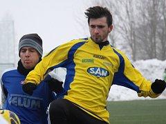 FK Šumperk U19 – TJ Sokol Lázně Velké Losiny 4:9 (0:6)