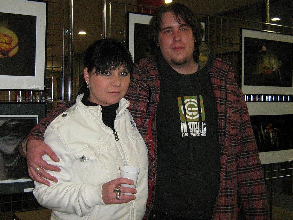 Magdalena Klocek a Jakub Ferenčík