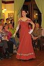 Přehlídka prvorepublikové módy v Pivovarském muzeu v Hanušovicích