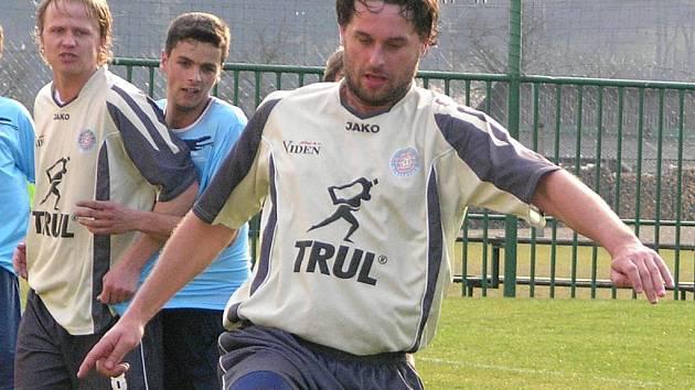Jeden z střelců v Určicích Michael Gargoš.