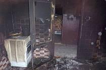 Nedbalost při práci s otevřeným ohněm byla příčinou požáru, ke kterému v pondělí 8. prosince vyjížděly do Mírova tři jednotky hasičů.