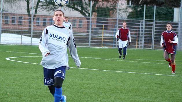 Fotbalová příprava: Zábřeh versus Mikulovice