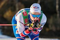 Běžec na lyžích Adam Fellner