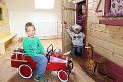 Pradědovo dětské muzeum