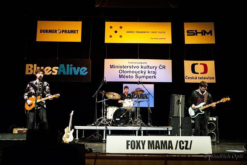 Skupina Foxy Mama