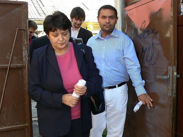 Džamila Stehlíková byla iniciátorkou projektu Reintegrace romských dětí