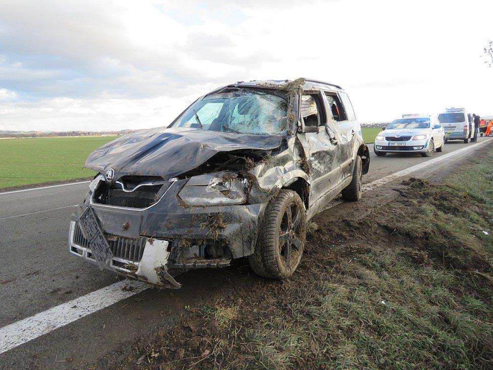 Nehoda u Libivé