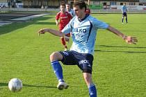 Zábřežští fotbalisté hrají doma