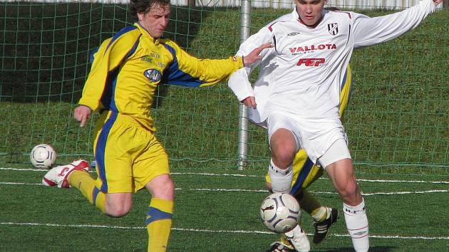 Petr Sitta (vlevo)