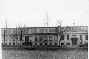 Hedva Šumperk na historickém snímku