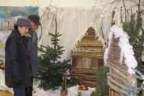 Vánoční výstava prací studentů Střední školy sociální péče a služeb nabízí inspiraci pro sváteční výzdobu vašeho domu či bytu nebo štědrovečerní tabule.