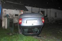Vážná nehoda se stala 27. dubna večer v Bohdíkově