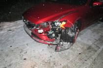 Nehoda u Loštic