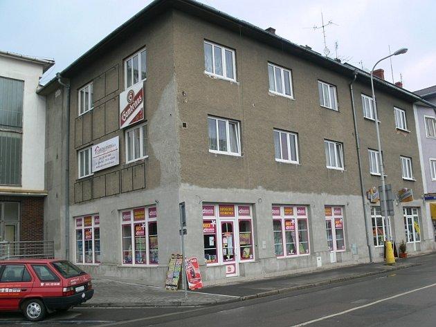 Dům Ivana Vavříka v Postřelmovské ulici v Zábřehu.