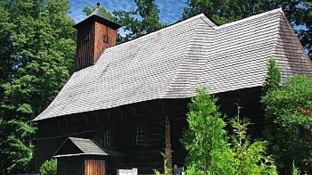 Kostel v Žárové