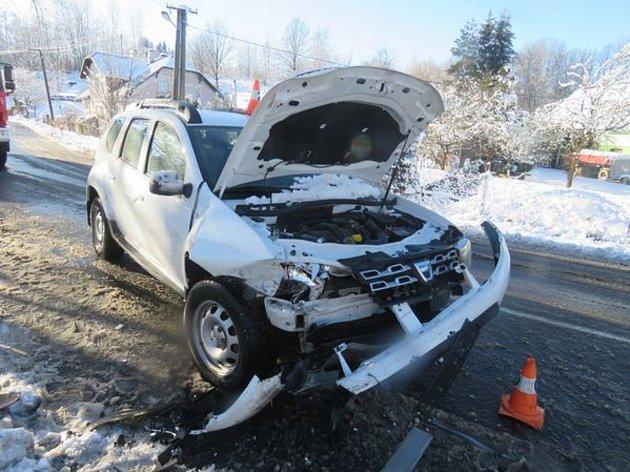 Nehoda u Mikulovic