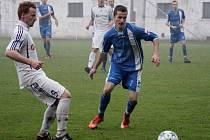 Fotbalisté Zábřehu dokázali vyhrát nad rezervním týmem Mohelnice
