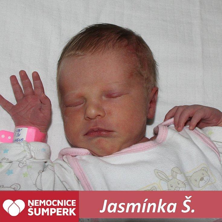 Jasmínka Š.Březná
