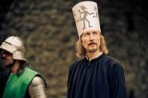 Natáčení filmu Jan Hus – cesta bez návratu