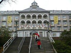 Sanatorium Priessnitz v jesenických lázních