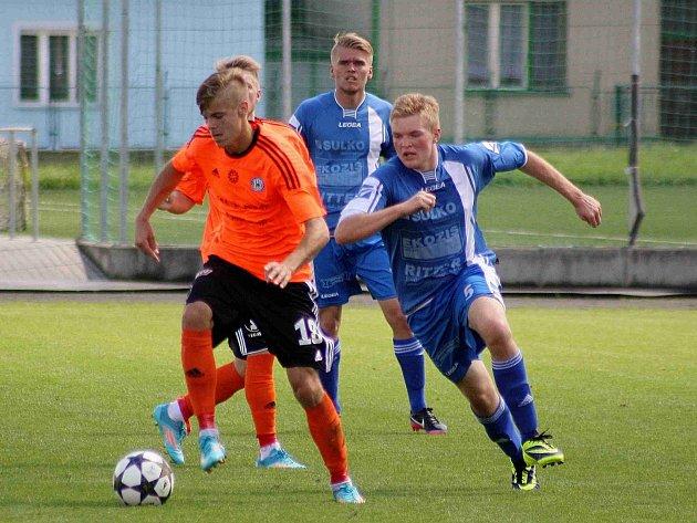 Sulko Zábřeh versus Sigma Olomouc.
