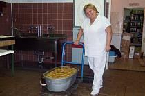 Františka Čtvrtníčková se nemůže dočkat, až bude se svým týmem vařit v novém.