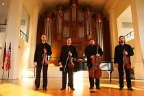 V Šumperku vystoupí Graffovovo kvarteto