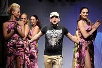 Mohelnický návrhář Luděk Hanák