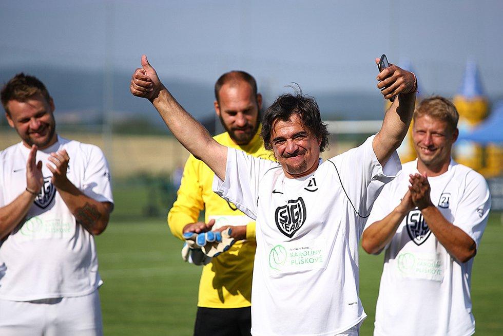 V Mohelnici oslavili 75 let klubu. Přijel i Sigi team