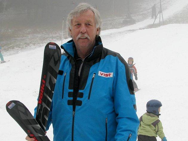 Ivan Bank, otec nejúspěšnějšího českého sjezdaře Ondřeje Banka