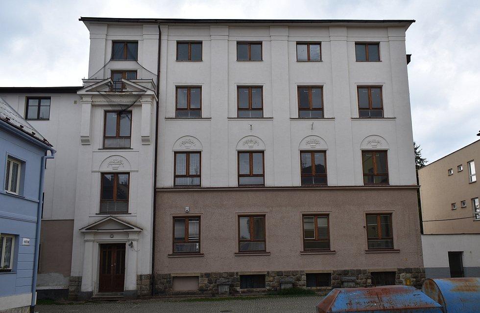 Vidnava - bývalý klášter,
