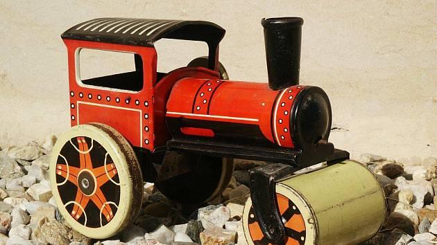 Ilustrační foto k výstavě Cesta do dětských let v muzeu silnic ve Vikýřovicích
