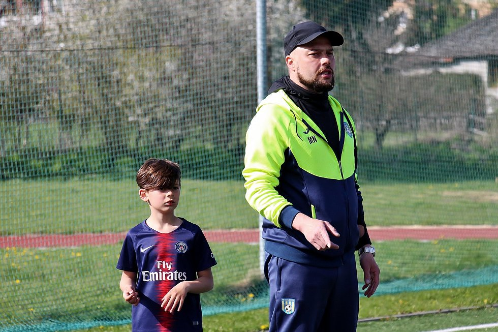 Fotbalový Šumperk hledal nové talenty