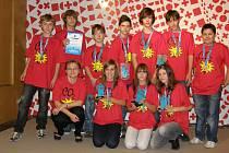 Velkým úspěchem skončila pro jesenické gymnazisty účast v národních kolech celosvětové soutěže robotů First lego league