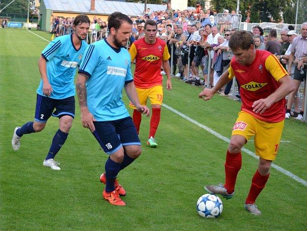 FK Jeseník – 1. BFK Frýdlant nad Ostravicí 0:1 (0:1)