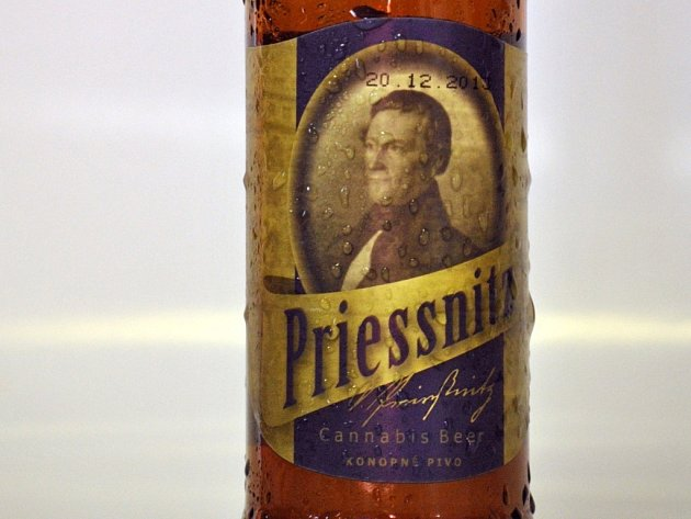Lázně v Jeseníku nabízí svým hostům konopné pivo.