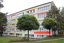 Základní škola v ulici Vrchlického v Šumperku.