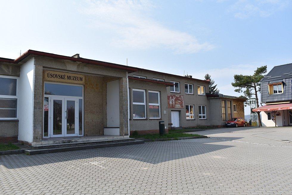 Město Úsov - kulturní dům
