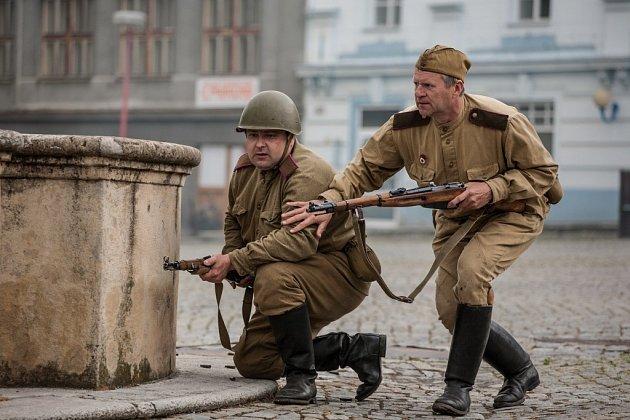 Bitvou o město vyvrcholila vojensko-historická akce Zábřeh 1945.