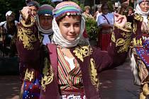 Mezinárodní folklórní festival v Šumperku