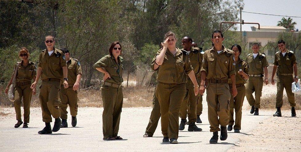 Dobrovolnický program v izraelské armádě IDF